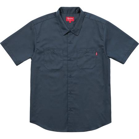 Gonz Ramm Work Shirt (Navy)