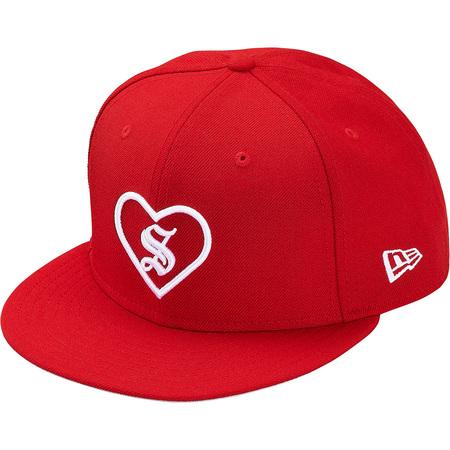 Heart New Era® (Red)