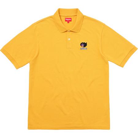 Gonz Ramm Polo (Yellow)