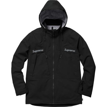Taped Seam Jacket (Black)