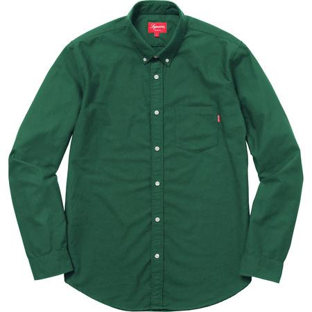 Oxford Shirt (Green)