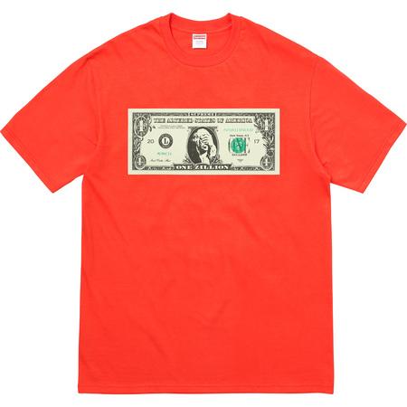 Dollar Tee (Bright Orange)