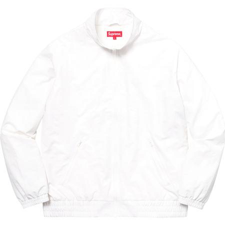Arc Track Jacket (White)