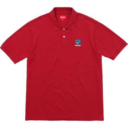 Gonz Ramm Polo (Dark Red)