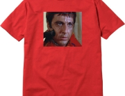 Scarface™ Shower Tee (Red)