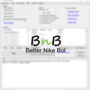 Better Nike Bot - Nike Snkrs and All in One Bot