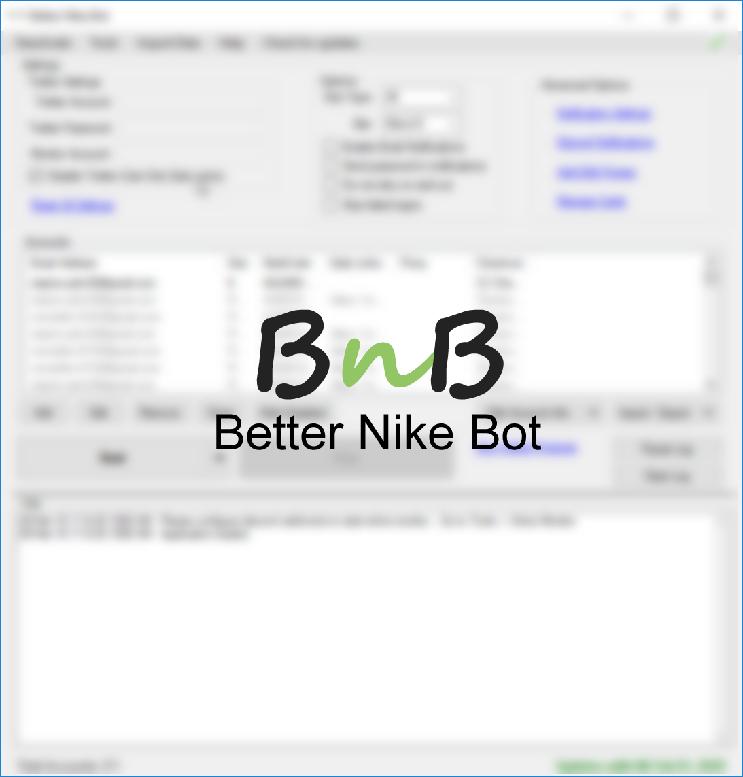 baño Perversión montón  Better Nike Bot - Better Nike Bot